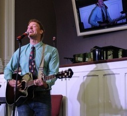 """March 22 at Founders MCC – Shawn Thomas performed 