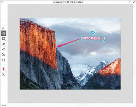 Comment annoter rapidement une image dans Evernote ? | Mes ressources personnelles | Scoop.it