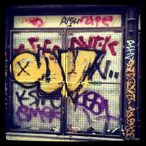 [Paris Tonkar magazine] #graffiti #streetart #urban #lifestyle: Instagraff #8 | Tous les événements à ne pas manquer ! | Scoop.it