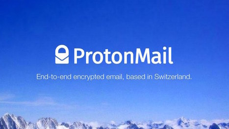 Encrypted email service ProtonMail now has an Android app | Tools You Can Use | Scoop.it