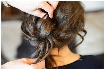 Step by Step guide: Bridal hair tutorial updo | Bridal Hair and Beauty | Scoop.it