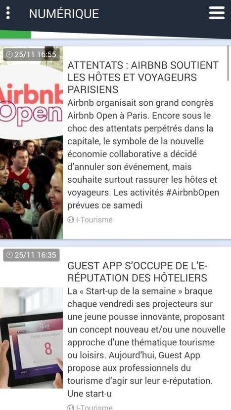 FeedTravel, la première application de veille touristique - Voyage Sur Le Net | Vers un tourisme durable | Scoop.it