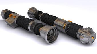 Sabre laser 3D | 3D Library | Scoop.it