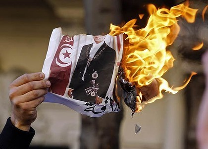 Fears of violent power struggle in Tunisia | Coveting Freedom | Scoop.it