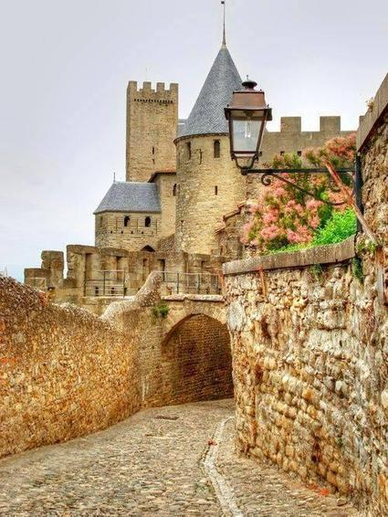Twitter / StoryOfEarth: Medieval Castle, Carcassonne, ... | Europa Medieval | Scoop.it