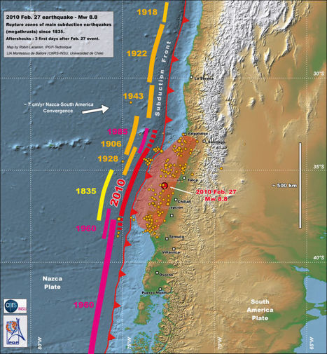 A Huge Earthquake Just Shook Chile | Disaster Response | Scoop.it