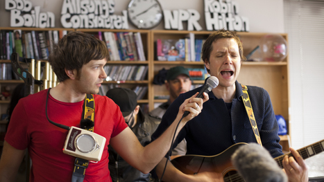 OK Go: A Tiny Desk Concert In 223 Takes : NPR | Learning, Teaching & Leading Today | Scoop.it