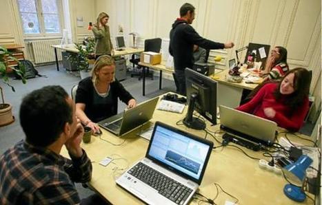 La colocation se fait aussi au boulot | Coworking  Mérignac  Bordeaux | Scoop.it