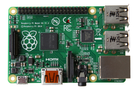 First look at the new Raspberry Pi B+ | Physical Computing | Scoop.it