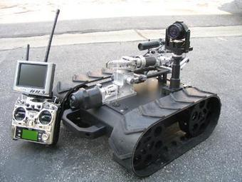 Military robots. - Design News | Robotics Frontiers | Scoop.it