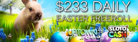 Free Slots Tournament, New Game Everyday Before Easter, Win Real Money! | Online Casinos USA & Real Money Games | Scoop.it
