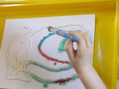Salty science and art for preschoolers | Teach Preschool | Scoop.it