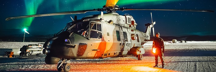 COLD BLADE 2016 Helicopter Exercise successfully completed - European Defence Agency | NHIndustries - NH90 | Scoop.it