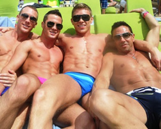 White Party Palm Springs 2012, April 6 – 9 | Gay Travel | Scoop.it