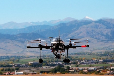 How will thousands of drones impact already crowded skies? | PBS NewsHour | Dec. 14, 2013 | Digital filmaking | Scoop.it