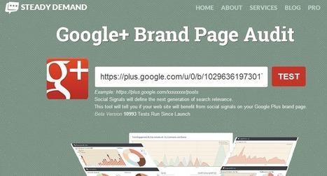 5 outils pour mieux gérer vos activités sur Google+ | Actualité Social Media : blogs & réseaux sociaux | Scoop.it