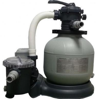 Zoom sur : 1er prix pour votre système de filtration de piscine - Groupe de filtration Krystal Clear Intex | Tout pour la piscine | Scoop.it