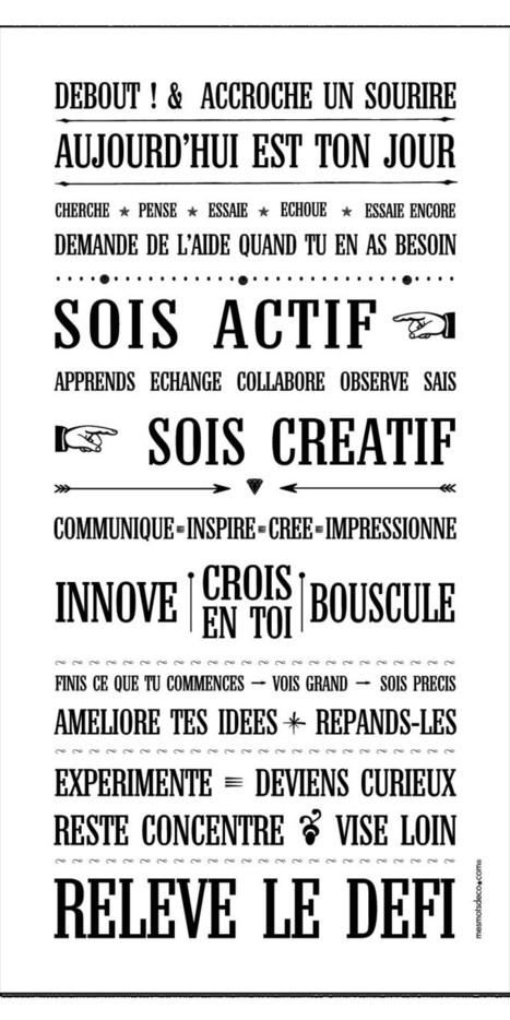 Relève le défi | Français 4-5 | Scoop.it