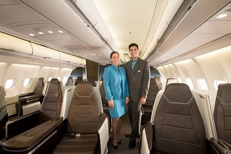How Hawaiian Airlines is Reinventing Its Business Class | ❀ hawaiibuzz ❀ | Scoop.it