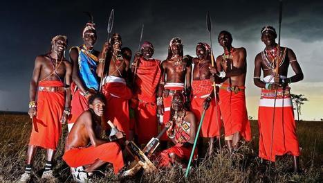 Quand les Masaï veulent protéger leur nom et toucher des royalties | Masaï | Scoop.it
