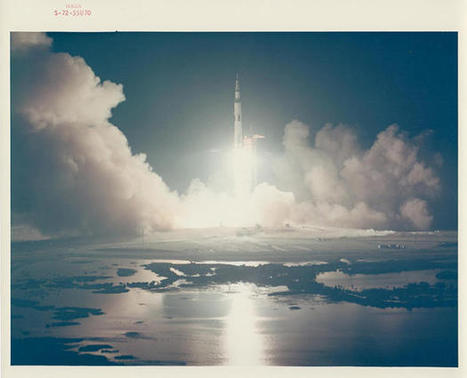 16 Amazing Photographs From NASA's Golden Age | Real Estate Plus+ Daily News | Scoop.it