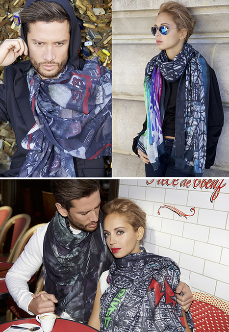 Hit de l'année 2016 : le foulard - Fashion Spider - Fashion Spider – Mode, Haute Couture, Fashion Week & Night Show | Spider News | Scoop.it