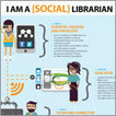 Infographic: Portrait of a {social} librarian | Teens and the Library | Scoop.it