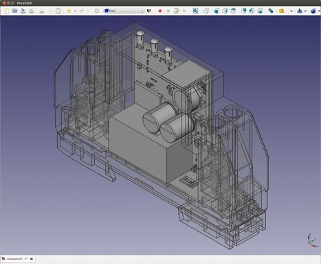 import eagle boards in mechanical CAD drawings | Senior Project: Mechanical Engineering | Scoop.it