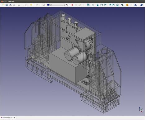 import eagle boards in mechanical CAD drawings | Arduino progz | Scoop.it