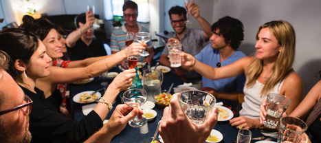 Meal Sharing is the Newest Player in the Sharing Economy | Peer2Politics | Scoop.it