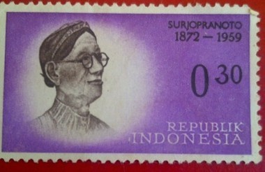 Surjopranoto, 1872-1959, The Legend of Indonesian Heroes Stamp Series | RedGage | Stamp Collection | Scoop.it