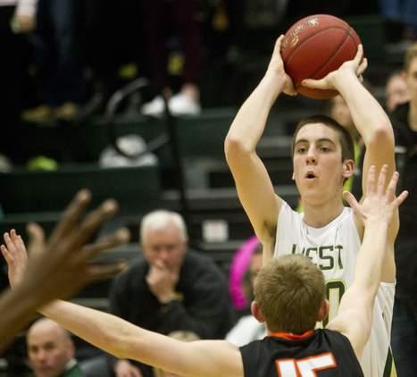 A basketball life: Connor McCaffery seems destined for hoops success - Iowa City Press Citizen | success | Scoop.it