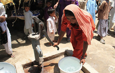 Deaths mount as #Pakistan #heatwave is linked to #climate | Messenger for mother Earth | Scoop.it