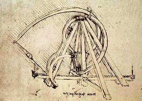 Inspired Lessons from Da Vinci's Creative Thinking Methods - Designorate | Creative Thinking & Pensée créative | Scoop.it
