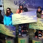 Algonquin's Kirby Kelly Places Second in U.S. Open Snowboarding ...   HFL   Scoop.it