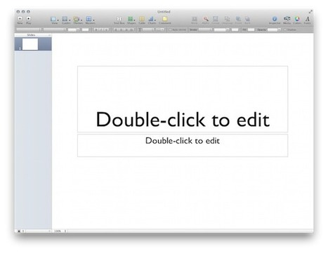 Keynote 6.0: The Best Presentations App, Simplified - Appstorm   Presentation Apps   Scoop.it