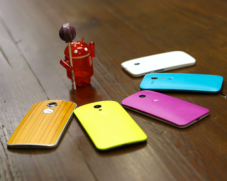 Motorola Confirms Android 5.0 Lollipop for Phones | Technology News | Scoop.it