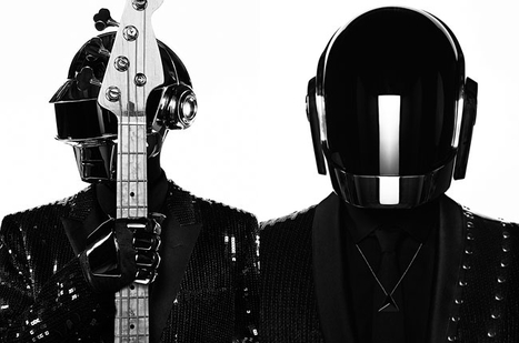 Daft Punk's 'Random Access Memories' Notches Record Streams on Spotify | What's happening on the Digital Music Industry | Scoop.it