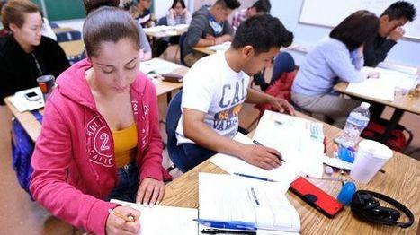 Latinos en EU dominan inglés pero no pierden español: estudio - Estados Unidos | Spanish in the United States | Scoop.it