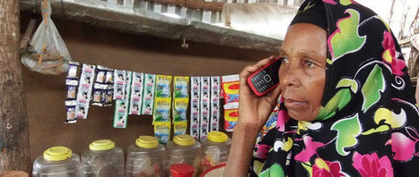 Reaching the unreachable through SMS health messages in Somalia  | Oxfam GB | Policy & Practice | NGOs in Human Rights, Peace and Development | Scoop.it