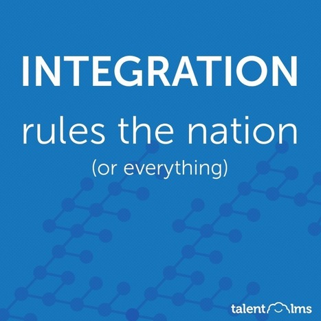 Let's Integrate: Mingling Like The Best Of Them With TalentLMS - eLearning Industry | IPAD, un nuevo concepto socio-educativo! | Scoop.it
