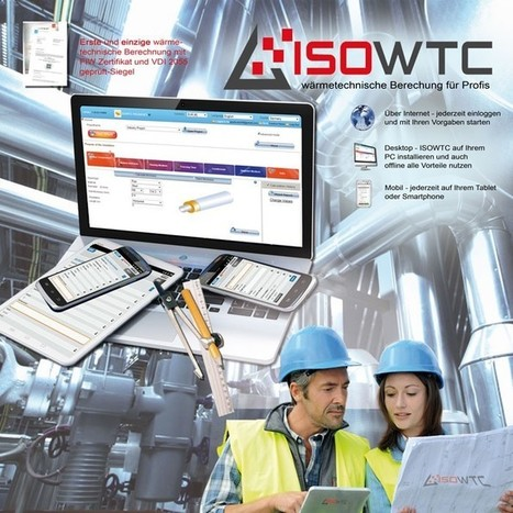 User Friendly ISO Certified Insulation Calculation Software - ISOWTC | Insulation Calculator | Scoop.it