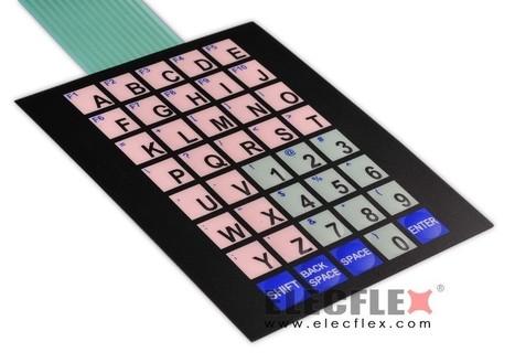 Membrane keypad — Using backlighting techniques for superior operation | Membrane Keypad Manufacturer | Scoop.it