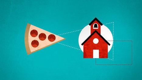 The Domino's Smart Slice Goes to School | Health + Real Food | Scoop.it