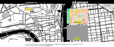 Stamen Maps | marque-page | Scoop.it