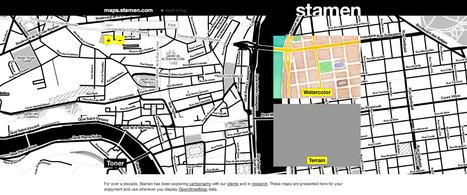 Stamen Maps | marque-page | Scoop.it