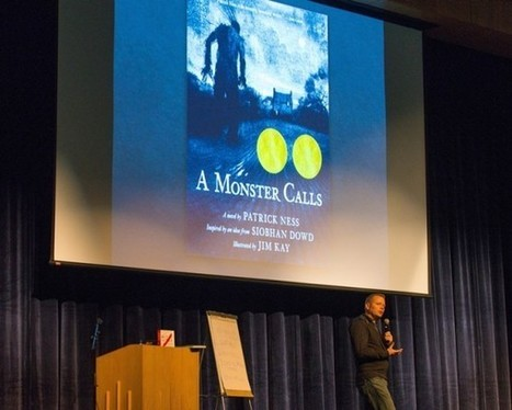 Six Things That Made My Patrick Ness Author Visit a Knockout Success | Creativity in the School Library | Scoop.it
