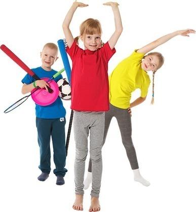 Liikkuva koulu - Välitunnit | Liikunta koulussa | Scoop.it