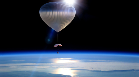 World View pivots from stratospheric tourism to 'Stratollites' lofted by balloons | The NewSpace Daily | Scoop.it