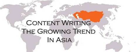 Content Writing - The Growing Trend In Asia | Content Writing Made Easy | Scoop.it